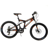 Азимут Динамик 24 Azimut Dinamic 24 GD горный спортивный подростковый велосипед