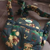 Детский рюкзак-кенгуру..переноска