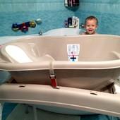 Ванночка+Пеленатор/Подставка под ванночку Ok Baby Evolution