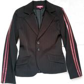 Пиджак с полосками