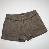 Стильные шорты Y.D. на 9-10 лет