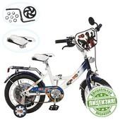 """Велосипед детский 12"""" profi GR 0001 generator rex"""