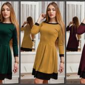Хит Сезона!!! Женское платье Aconite (13907)!!!Все размера!!!