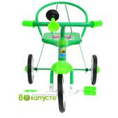 Детский трехколесный велосипед Profi Trike LH 701, цвет 3еленый