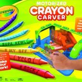 Набор для творчества Крайола создание надписей на карандашах Crayola Crayon Carver