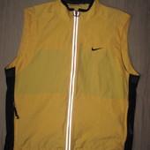 Nike (M) беговая спортивная жилетка мужская
