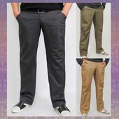 Новинка 2016! Джинсовые брюки из хлопковой ткани, свободного кроя в стиле урбан. 3 цвета.