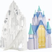 Disney frozen castle & ice palace playset Ледовый дворец