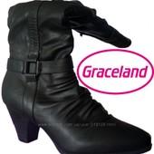 Сапоги демисезонные женские Graceland 36р Германия