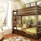 Двухъярусная кровать «Дуэт»