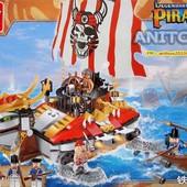 Конструктор Пираты Brick 1312 Брик