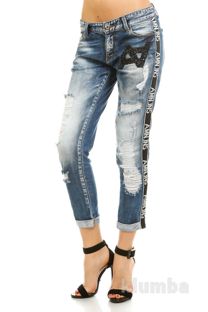 джинсы бойфренды цена в москве