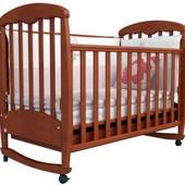 Детская кроватка Верес Соня ЛД1 ольха 01.02