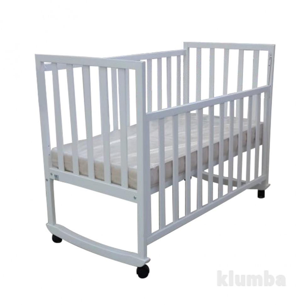 Детская кроватка Верес Соня ЛД13 белая 13.06 фото №1