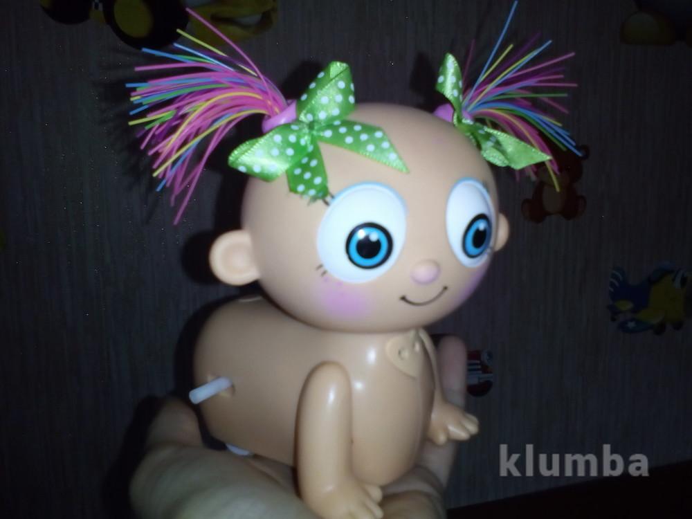 Интерактивная ползающая куколка фото №1