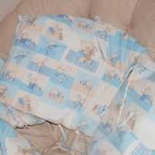 Защита на кроватку 170 грн
