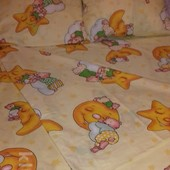 Детский комплектик постельного