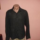 легкая рубашка мужская р-р М Jack Jones