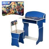 Детская парта 301 столик с стульчиком для школьника первокласника