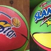 Мяч баскетбольный  резиновый, размер 7 500г 2цвета. артикул BT-BTB-0011