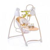 кресло-качели Mioo Light Star персиковый (BS20203 beige)