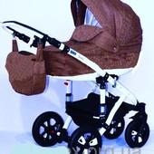 Универсальная коляска 2 в 1 Bebe-mobile Toscana 78L