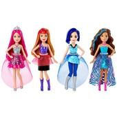 Распродажа - Мини-кукла из м/ф Барби: Рок-принцесса от Mattel