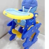 Стульчик-трансформер, Tilly bt-hc-0010 Premier Blue