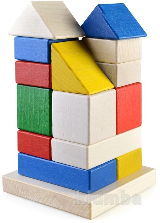 Пирамидка «башня», тато артикул: кс-002 фото №1