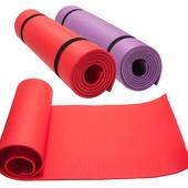 Коврик для фитнеса, аэробики, йоги  Light-8
