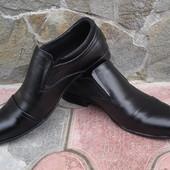 Туфли мужские. А-105. натуральная кожа