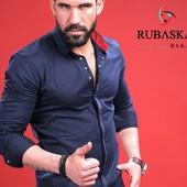 Модная мужская рубашка, новинка (цвета)