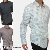 Фирменная брендовая рубашка ben sherman