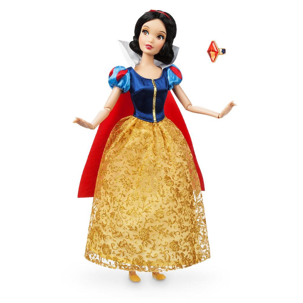 Классическая кукла disney белоснежка фото №1