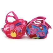 Сумочка детская свинка Пеппа - очень красивая и качественная, рюкзак