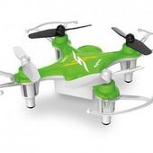 Квадрокоптер Nano syma x12s зеленый