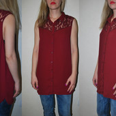 Блуза размер Л(14) H&M