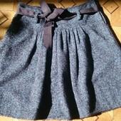 Теплая юбка от Promod, р.42 в иделе
