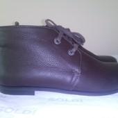 Демисезонные ботинки Soldi в наличии р.36