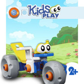 конструктор трактор 3-в-1 Meccano Kids Play бу