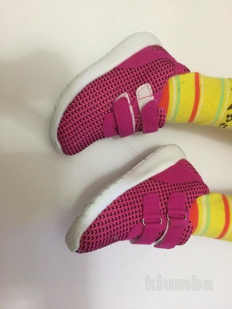 Детские кроссовки (ткань) маломерят фото №2