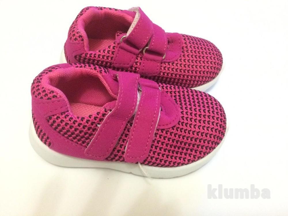 Детские кроссовки (ткань) маломерят фото №6