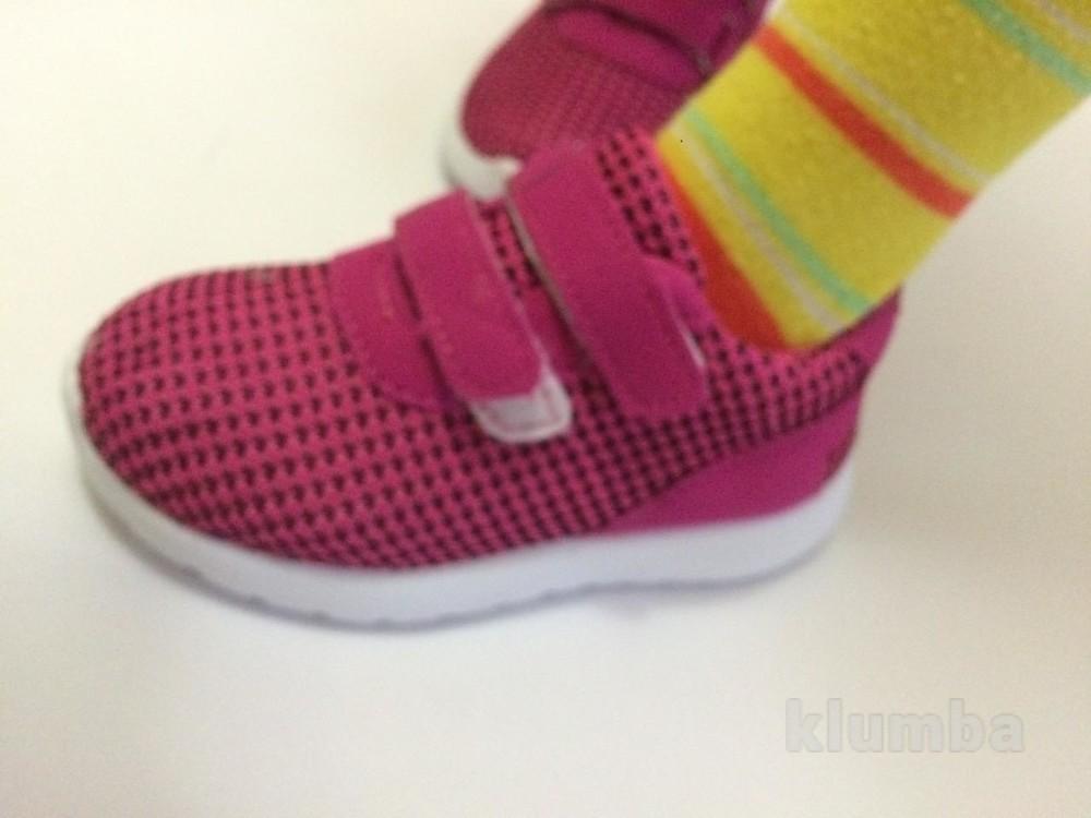 Детские кроссовки (ткань) маломерят фото №7