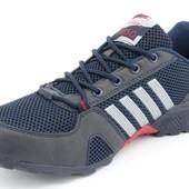 Мужские летние кроссовки Sayota 41 размер  (продуваемая сетка)