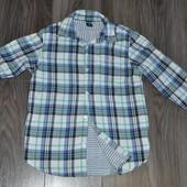 Стильная рубашка GAP на 10-11лет