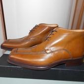 Gradus Кожаные Прошитиє Итальянские Ботинки