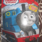 Книга на английком язике c Томасом
