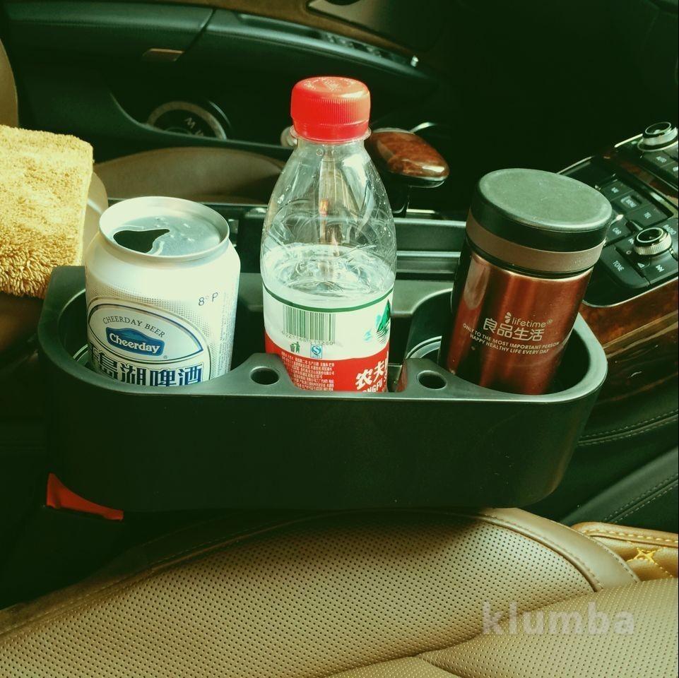 Подставка в машину для бутылок, держатель для напитков car valet фото №1