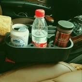 Подставка в машину для бутылок, держатель для напитков car valet