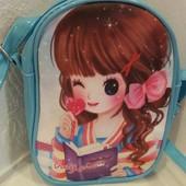 Стильные детские сумочки
